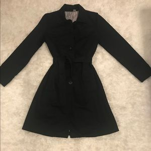 Old Navy Trench Coat - New